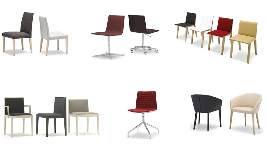 Andreu world colecci n sillas deslan - Andreu world catalogo ...
