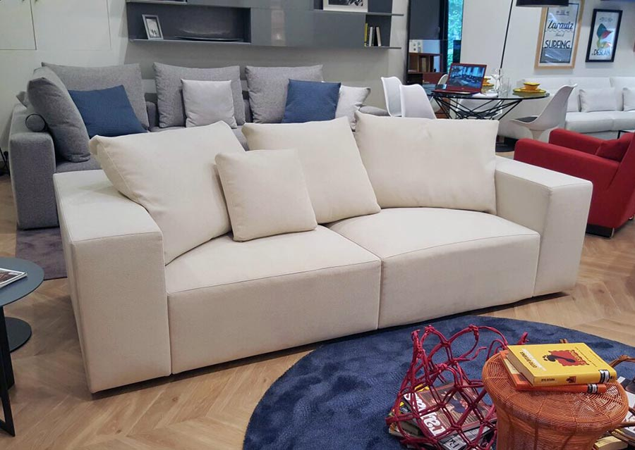 CARMENES sofa outlet deslan mobiliario diseño