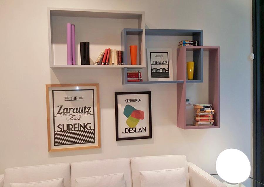MISSURA estante outlet deslan mobiliario diseño