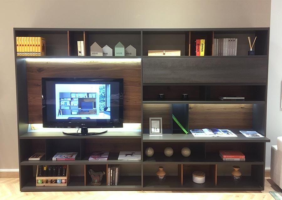 Mueble VIVE LINE deslan mobiliario diseño