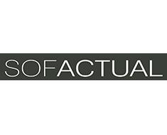 SOFACTUAL logo