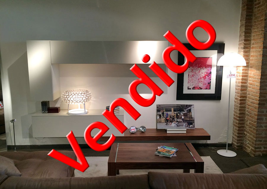 Muebles diseno madrid foyco deslan liquidacion vendido - Muebles diseno outlet ...